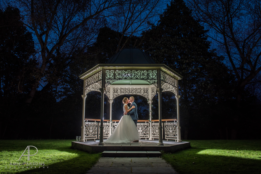 Sheffield night Wedding Photography