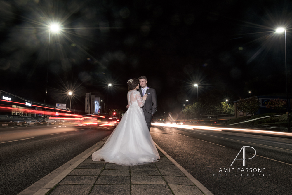 Sheffield night wedding hillsborough