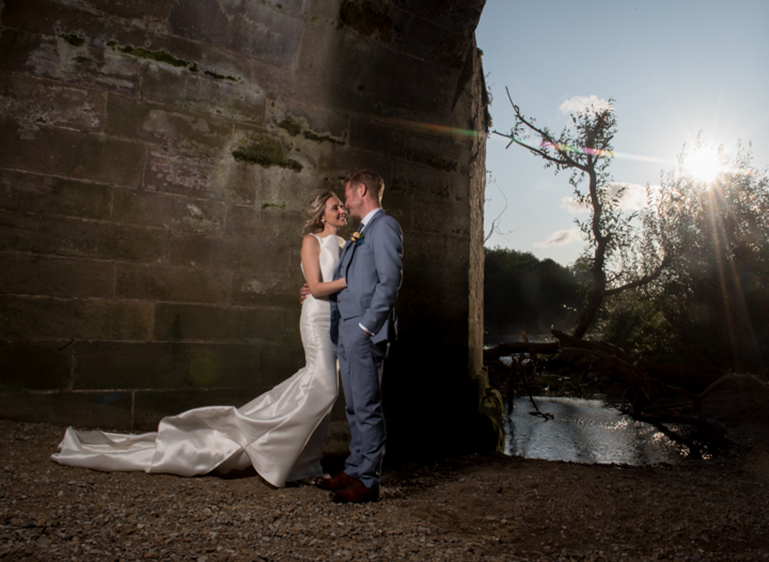 River Wharfe Wedding Photography