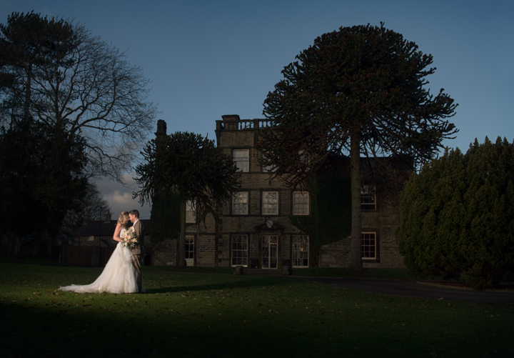 Mosbrough Hall Wedding Photography